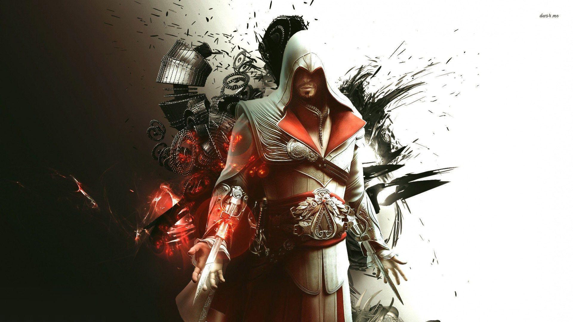 Ezio wallpapers wallpaper cave for Assassin s creed sfondi