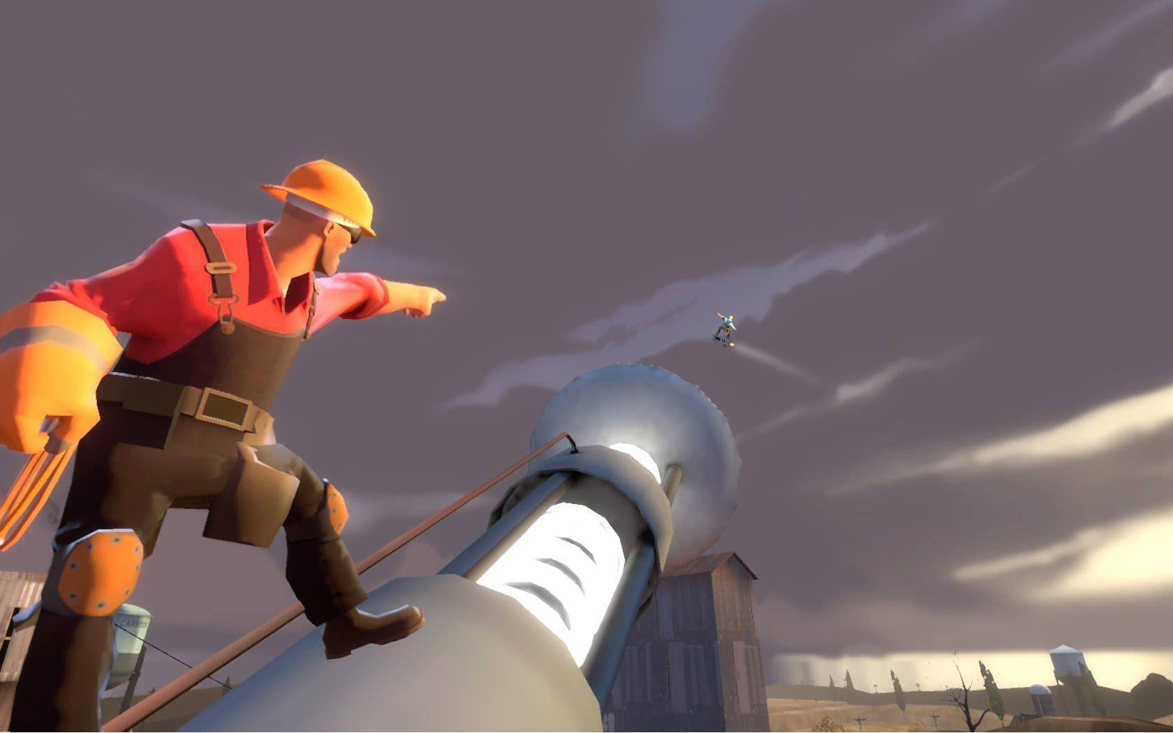 how to play engineer tf2