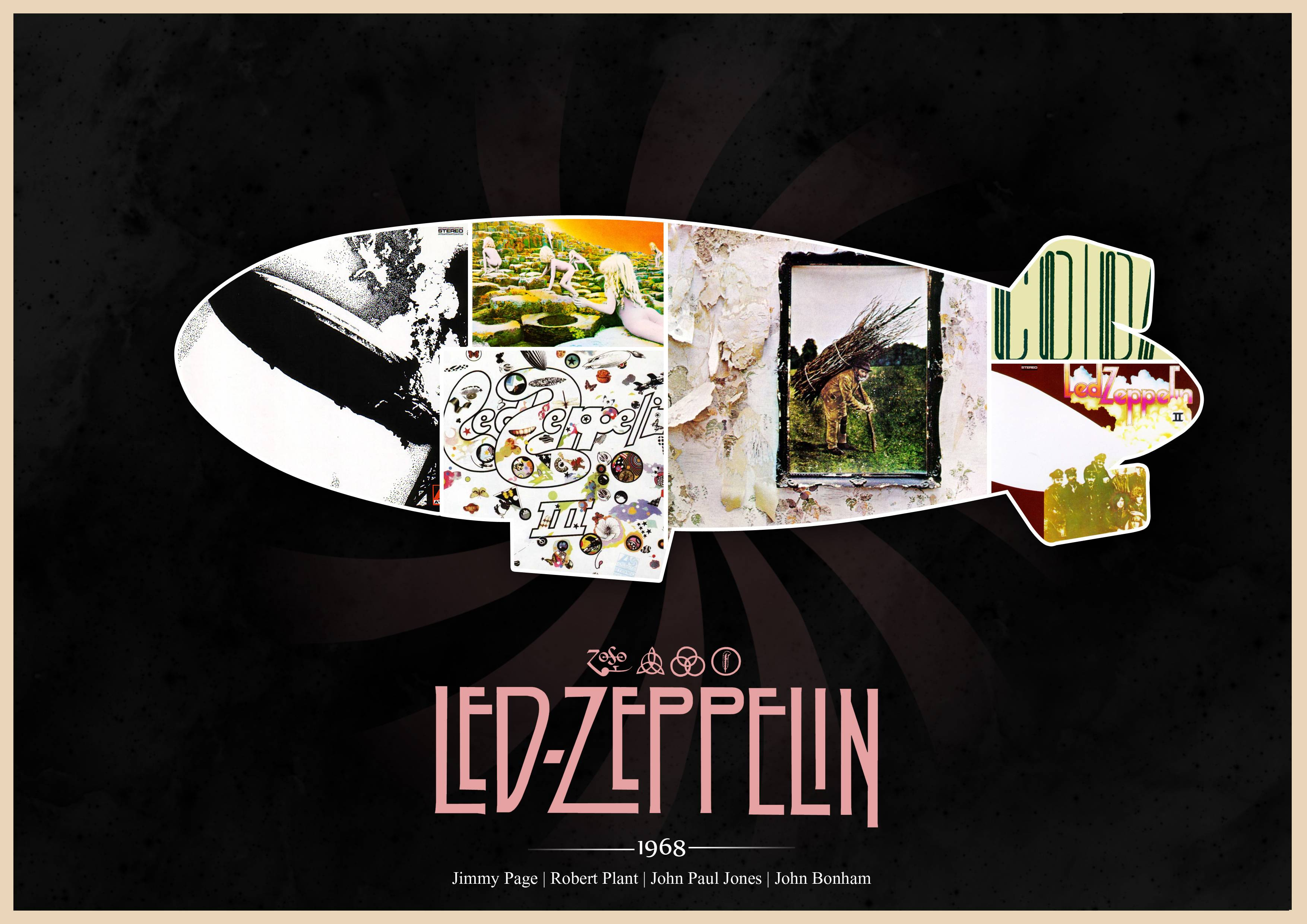 Led Zeppelin Wallpapers - Wallpaper Cave