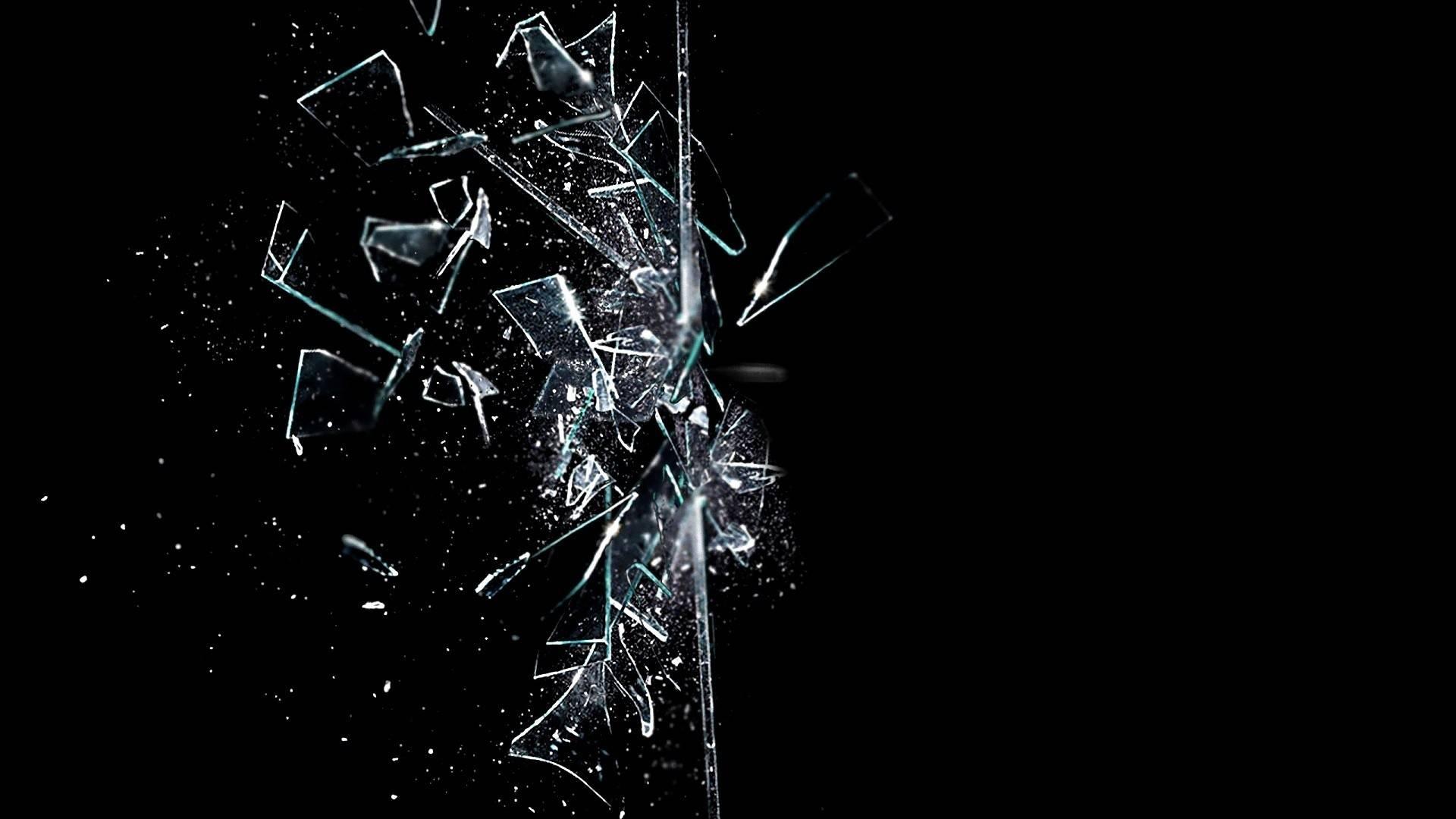 broken window wallpapers - photo #9