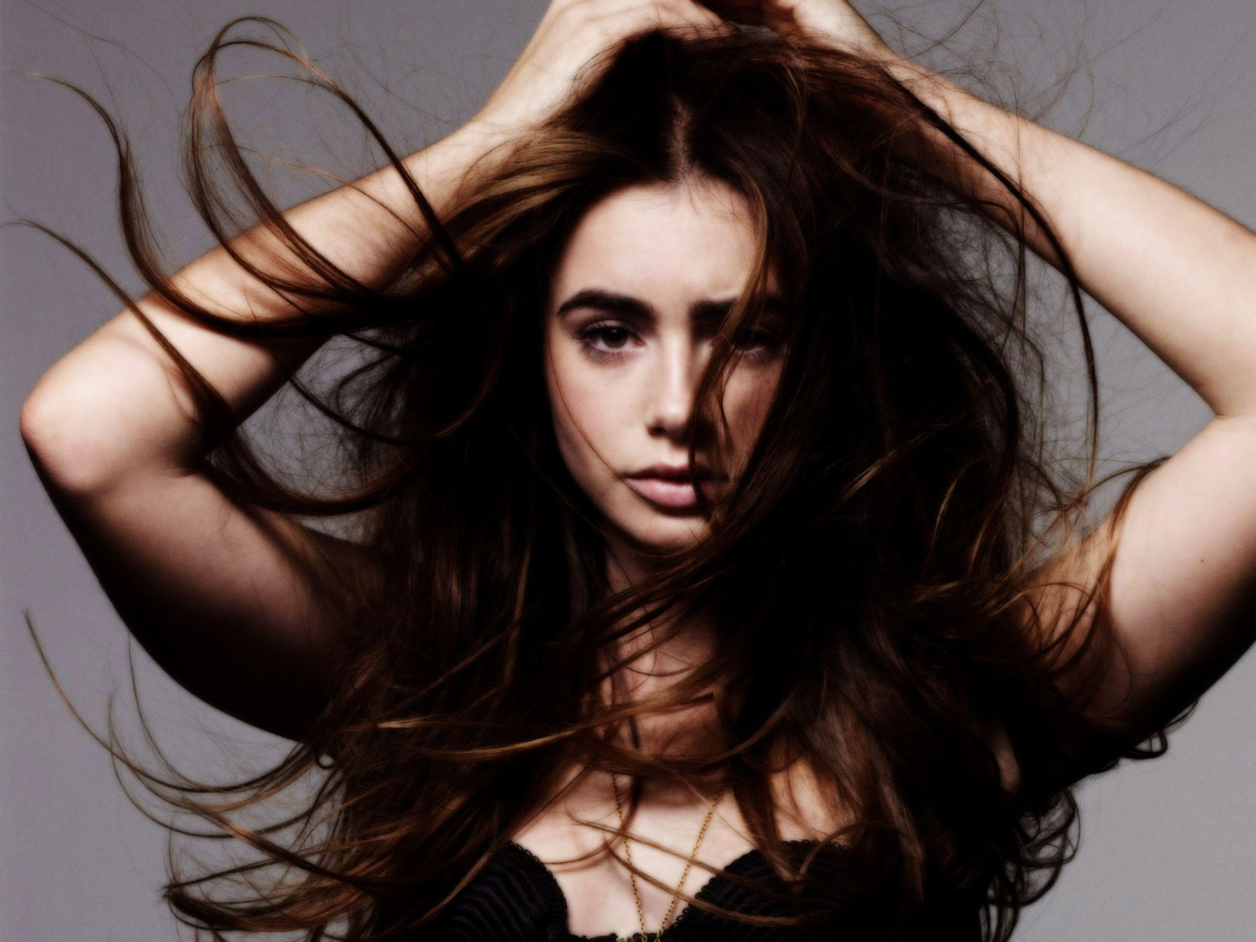 Lily Collins Wallpapers - Wallpaper Cave