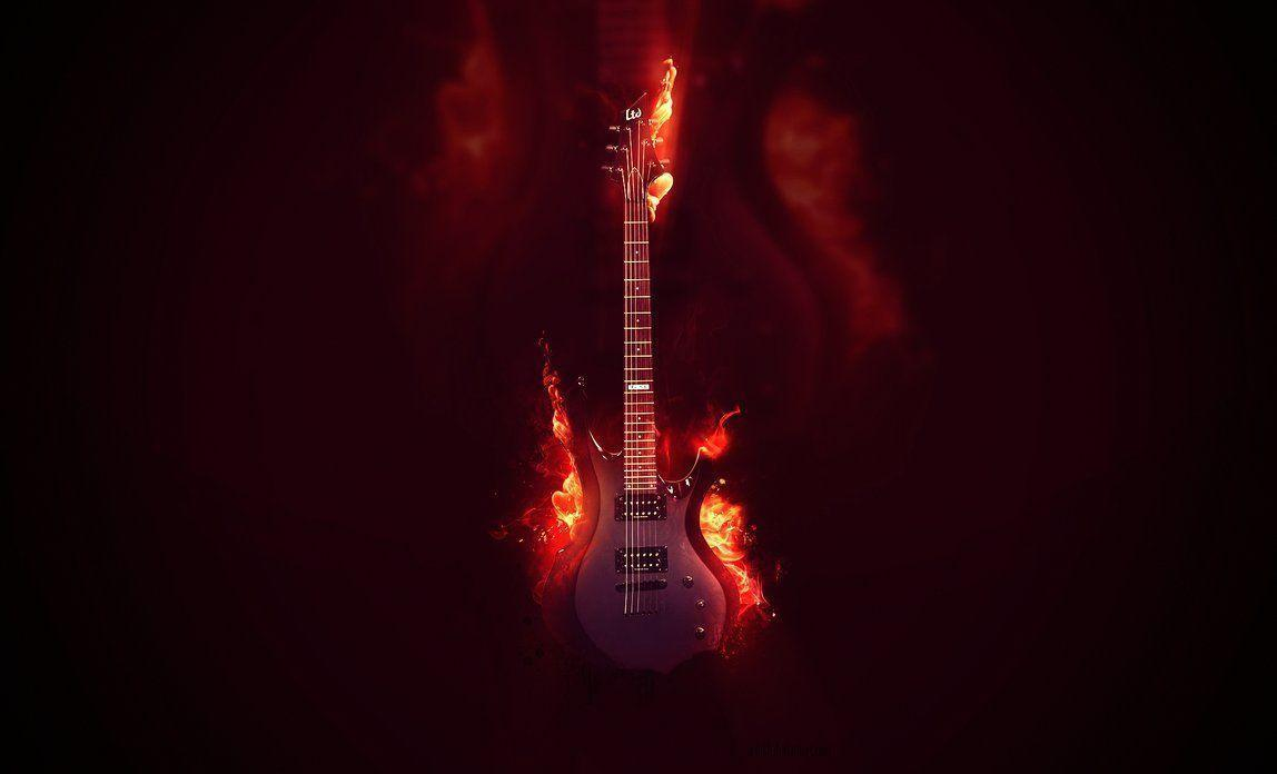 Guitar wallpapers by Artush