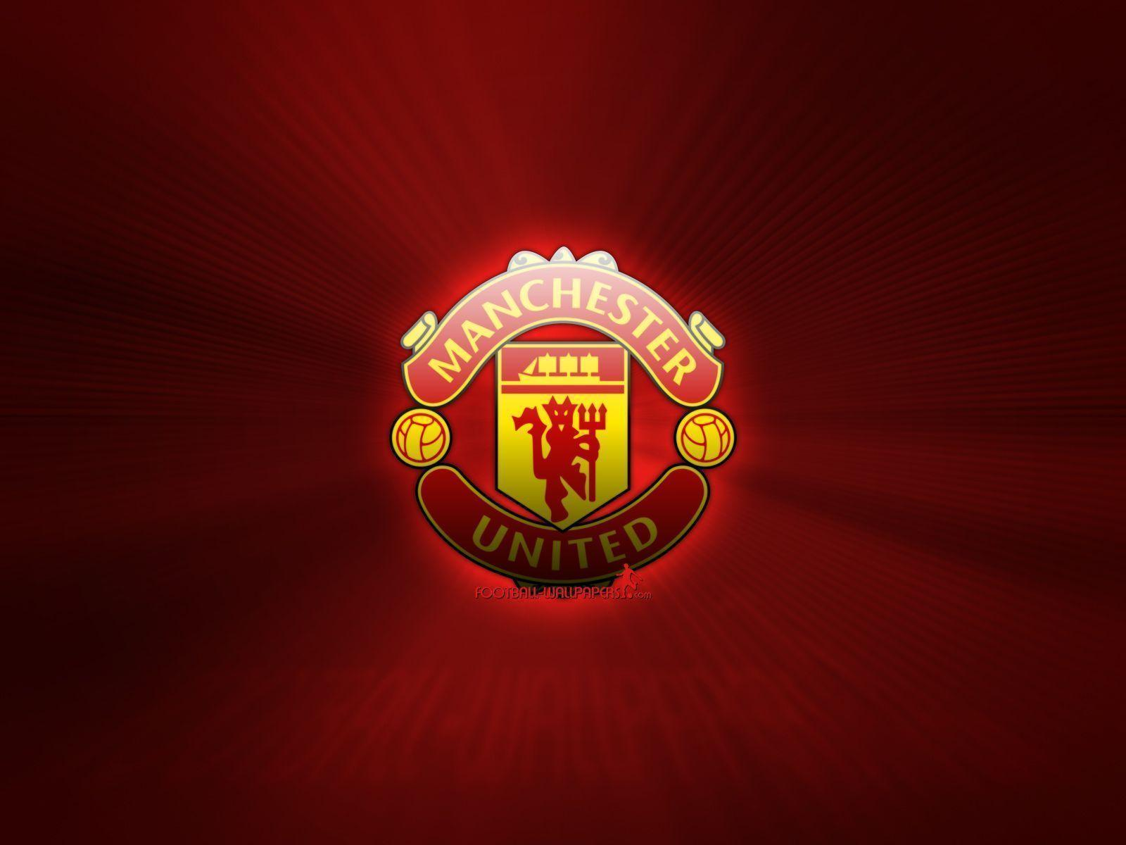 15+ Manchester United Logo Wallpaper