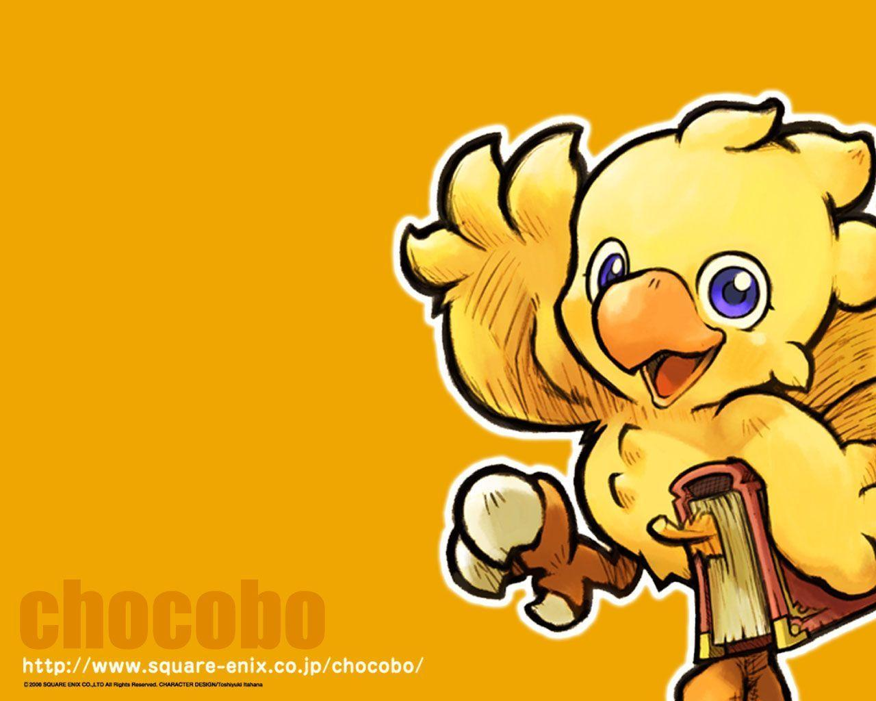 Chocobo Wallpapers Wallpaper Cave