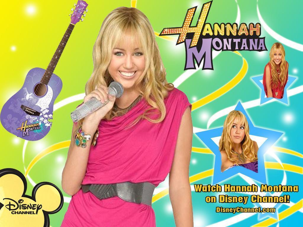 Hannah Montana Disney Channel Summer Stars HD Wallpapers Backgr
