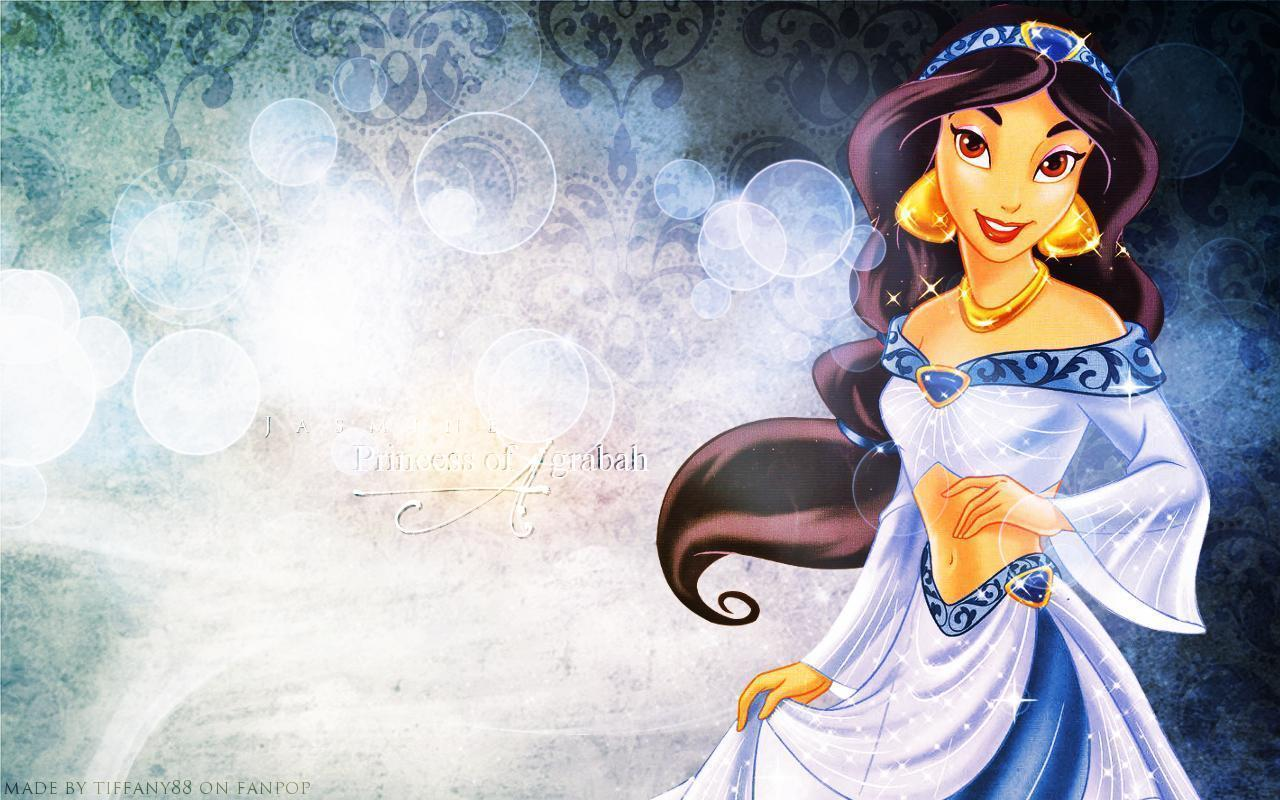 Princess Jasmine Wallpapers Wallpaper Cave