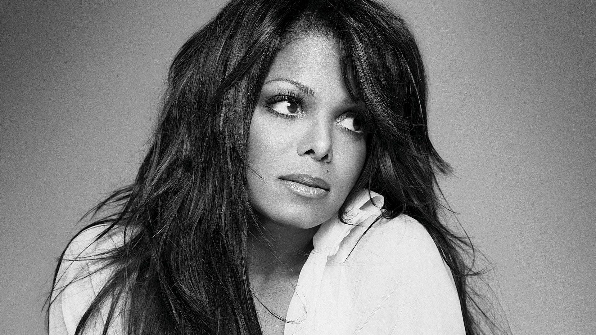 Janet Jackson Wallpaper | Nupemagz