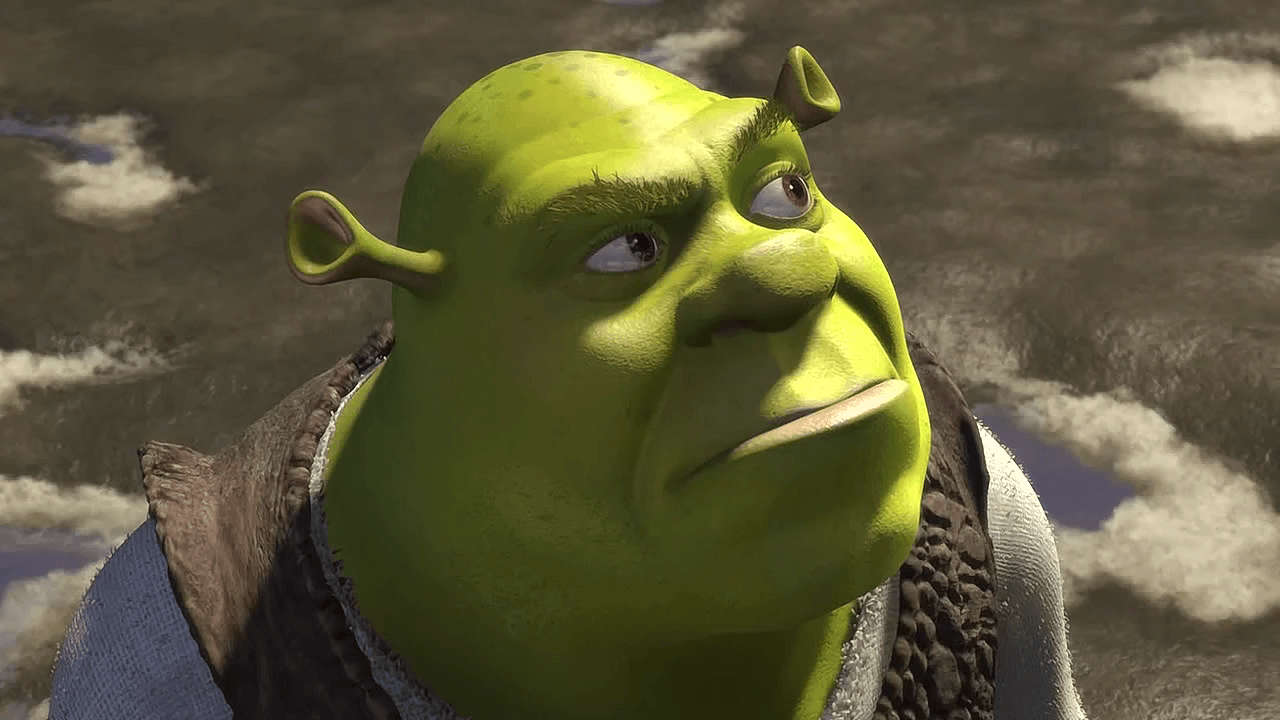 Shrek 1 Wallpaper