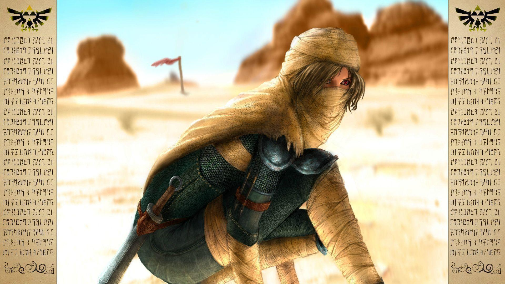 link and sheik wallpaper - photo #23