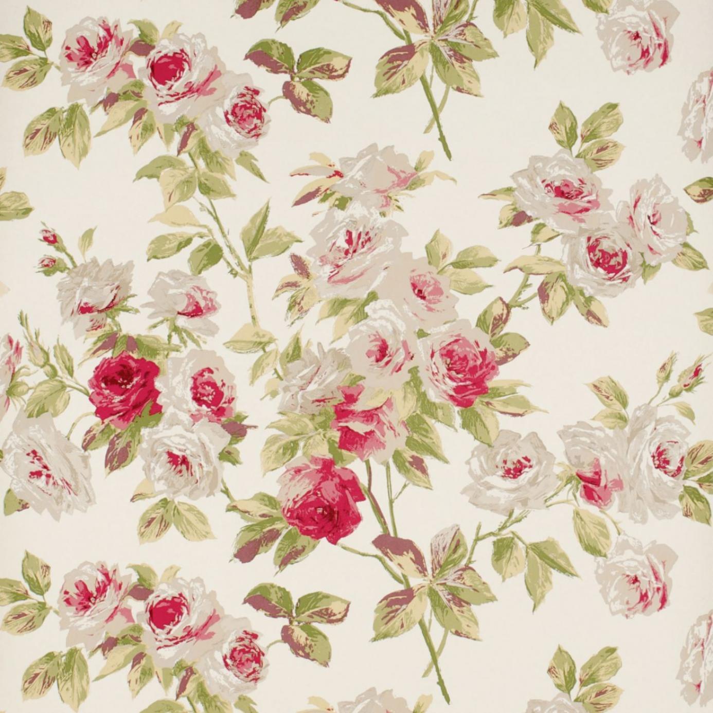 Vintage Flowers Wallpapers