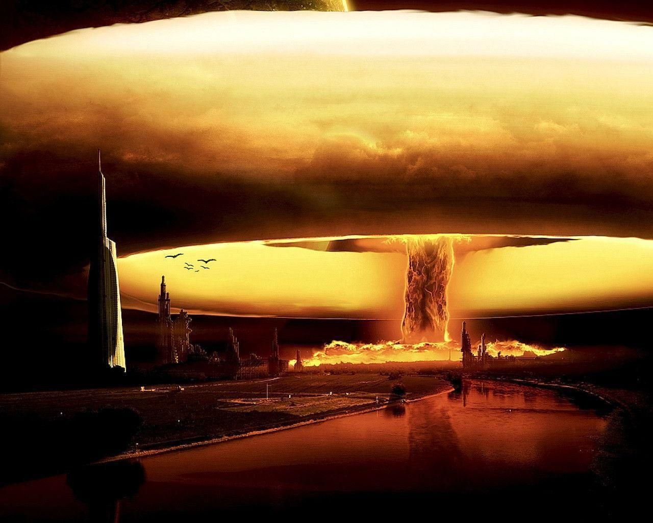Atomic Bomb Wallpapers Wallpaper Cave