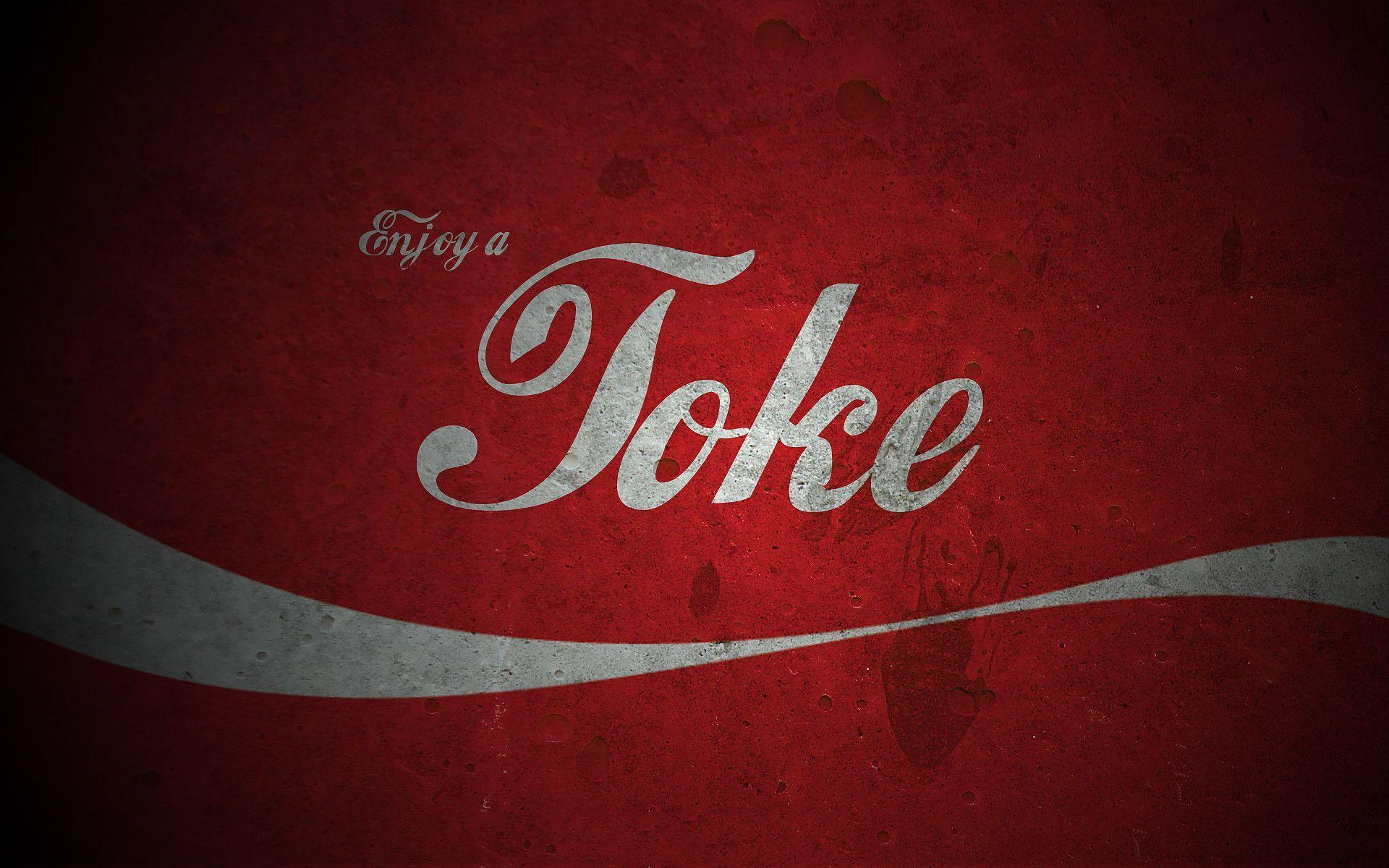 Coke Joke Wallpapers / Wallpapers Funny 74539 high quality