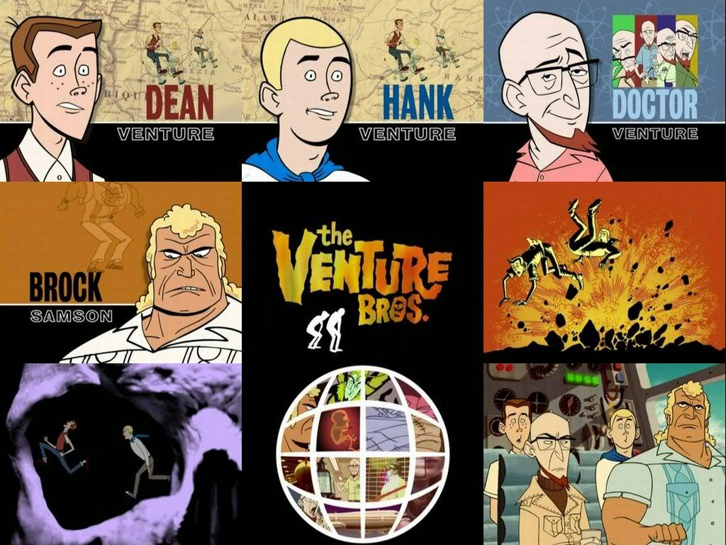 Image Result For Movies Venture Brothers Season
