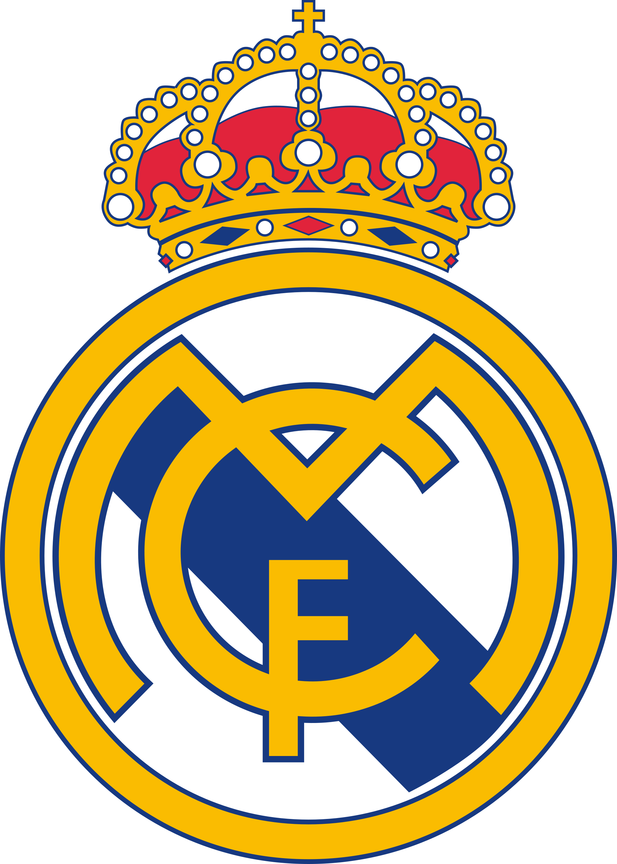 Real Madrid Full HD Logo