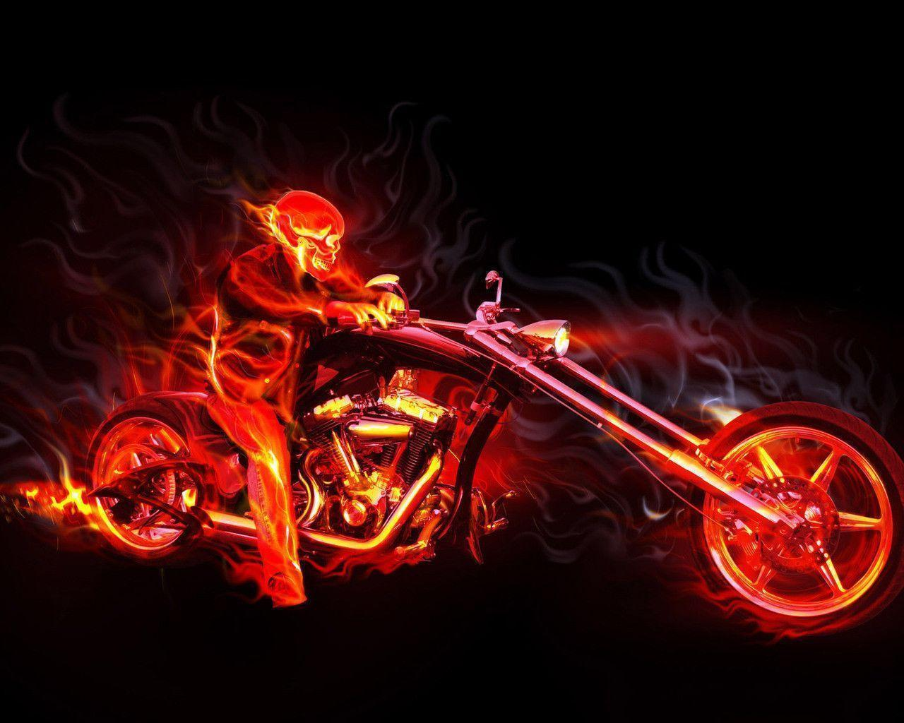 free ghost rider wallpapers - wallpaper cave