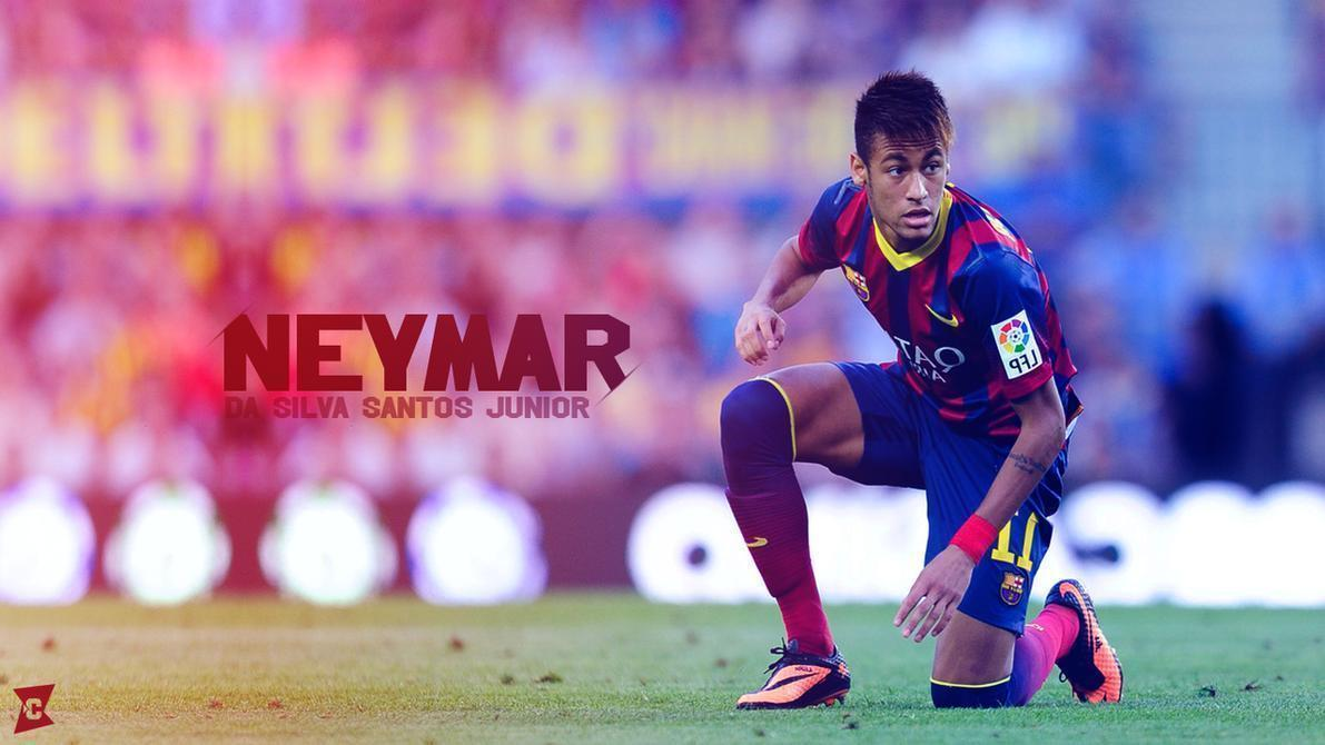 Neymar FC Barcelona new football wallpapers backgrounds PC