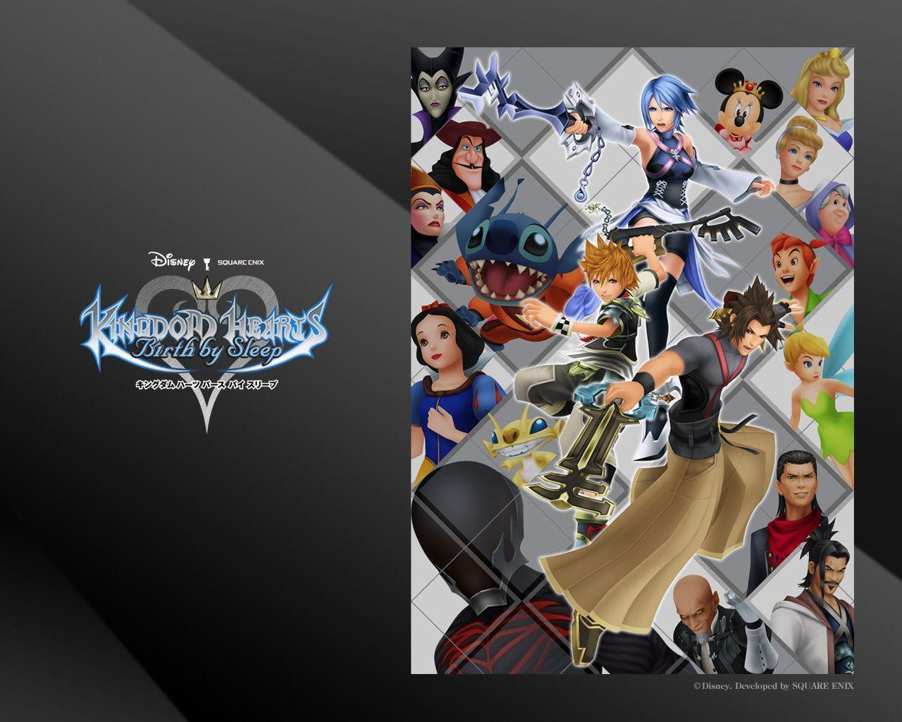 Kingdom Hearts Birth By Sleep Wallpapers - Wallpaper Cave Kingdom Hearts Birth By Sleep Armor Wallpaper