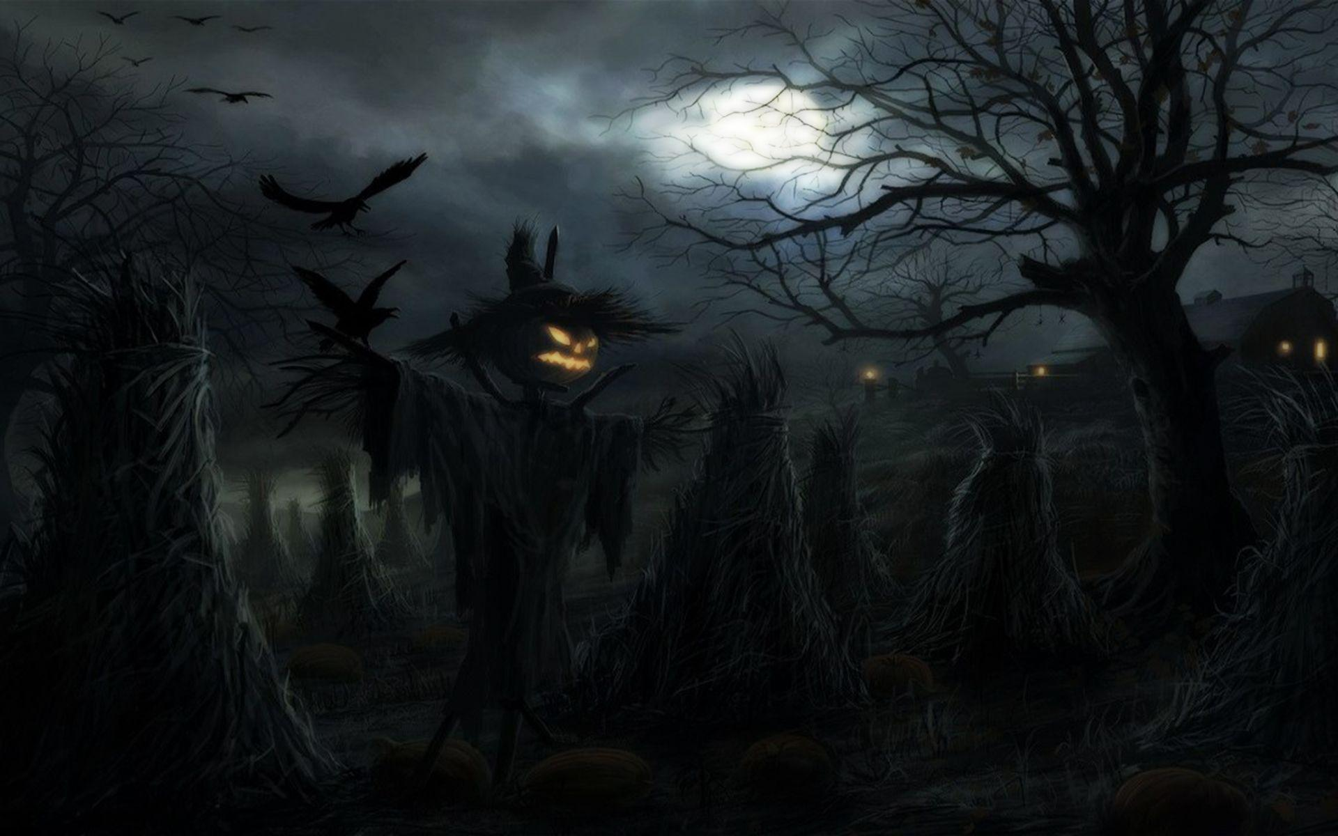 Scary Halloween Wallpapers 1080p