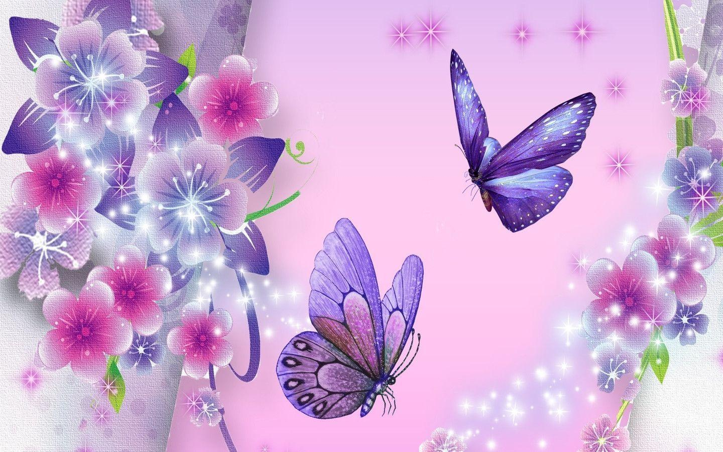 Free Butterfly Desktop Backgrounds Wallpaper Cave