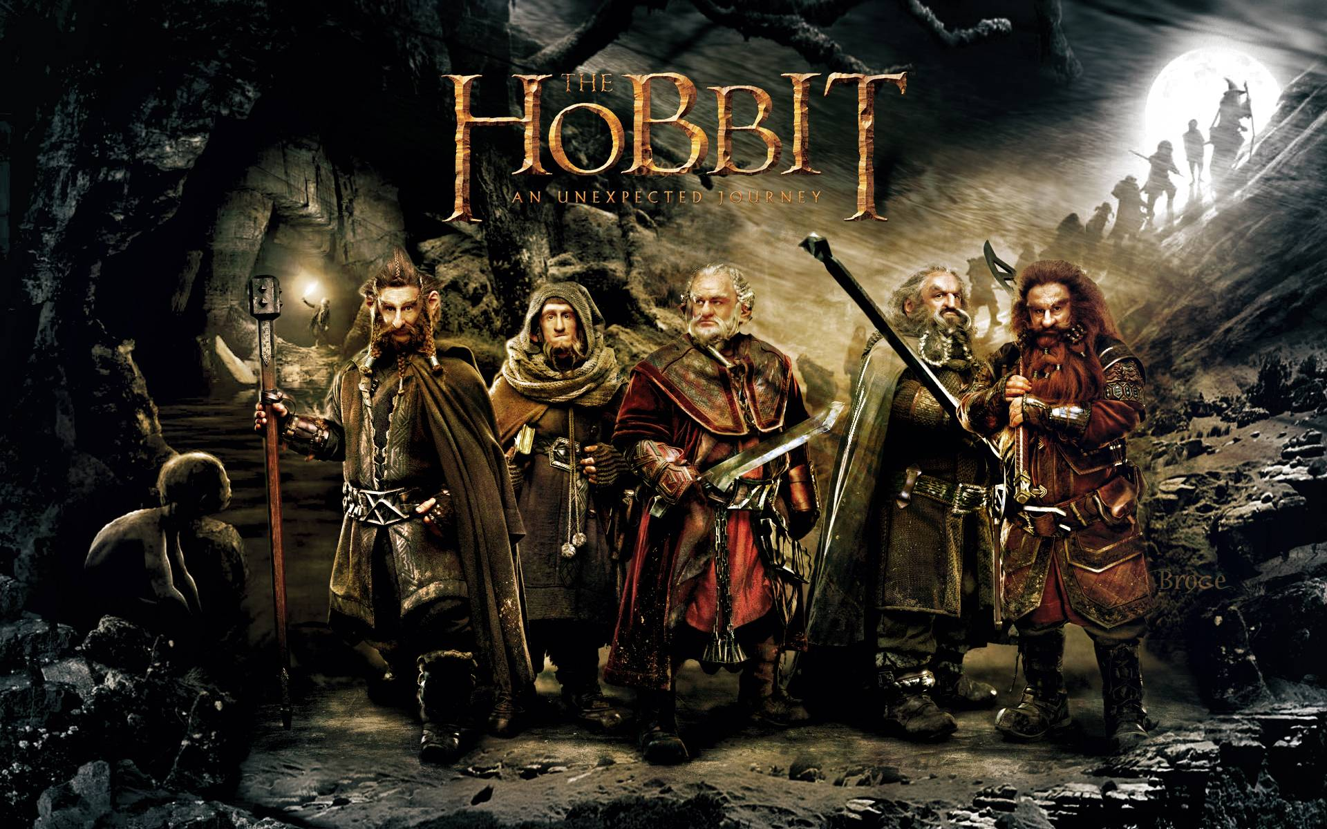 2012 The Hobbit An Unexpected Journey Wallpapers | HD Wallpapers