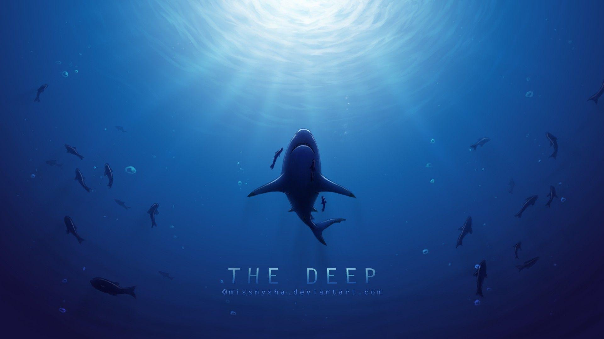 deep ocean desktop wallpaper - photo #8