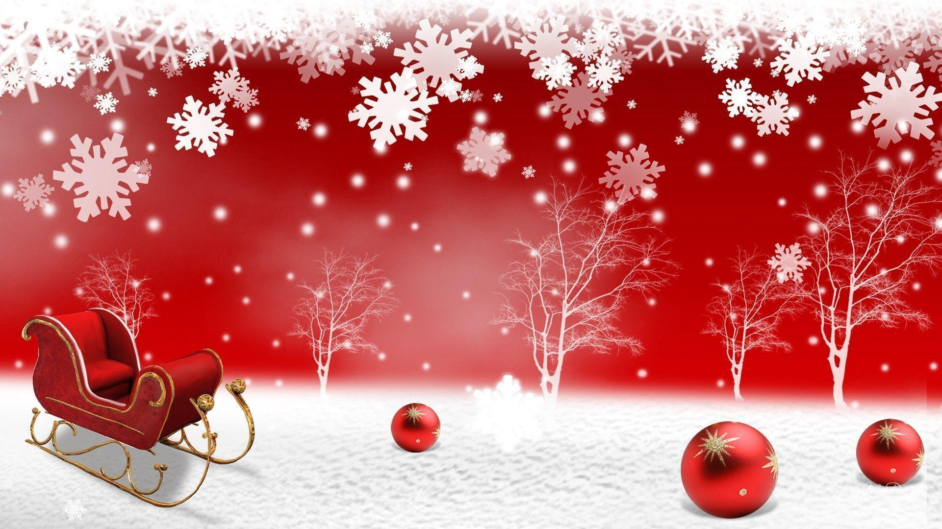 red christmas wallpapers wallpaper cave