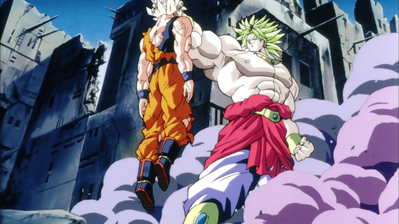 Broly wallpapers wallpaper cave - Broly dragon ball gt ...