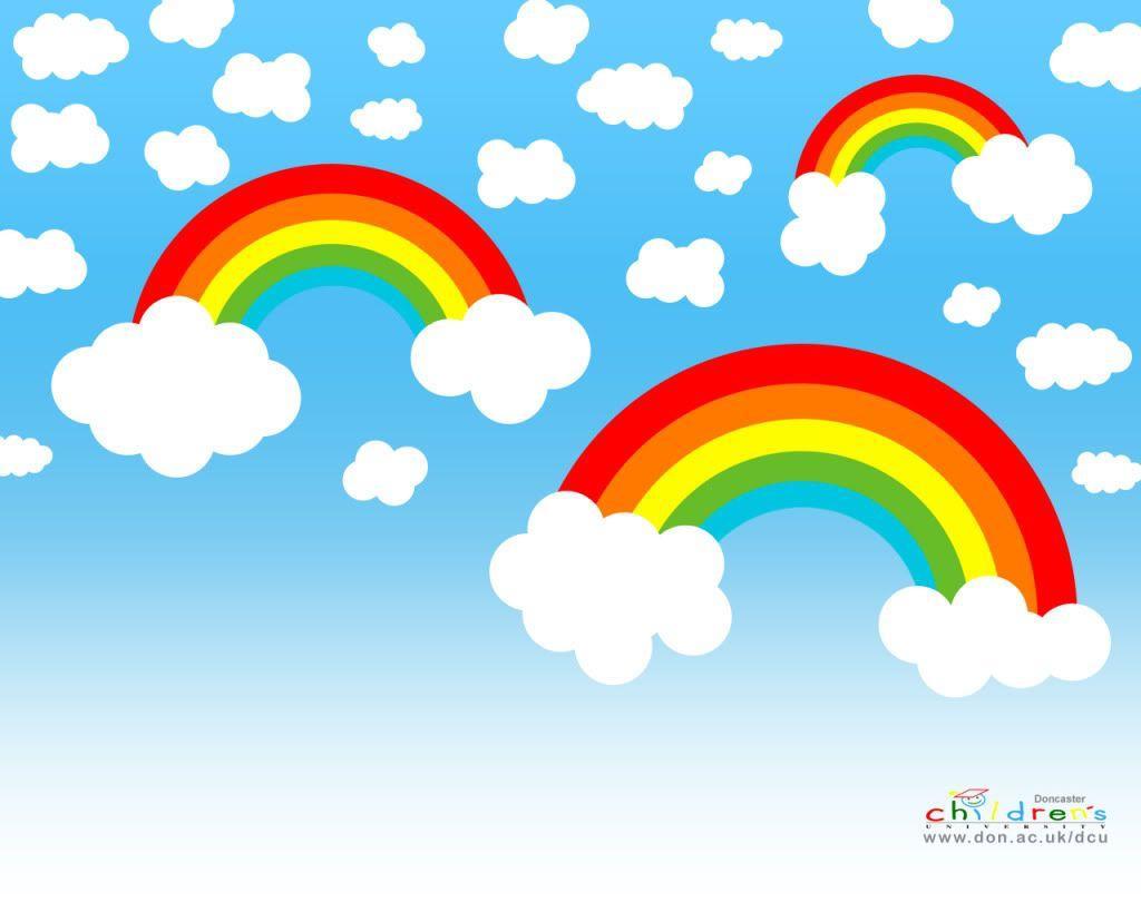Rainbows Backgrounds - Wallpaper Cave