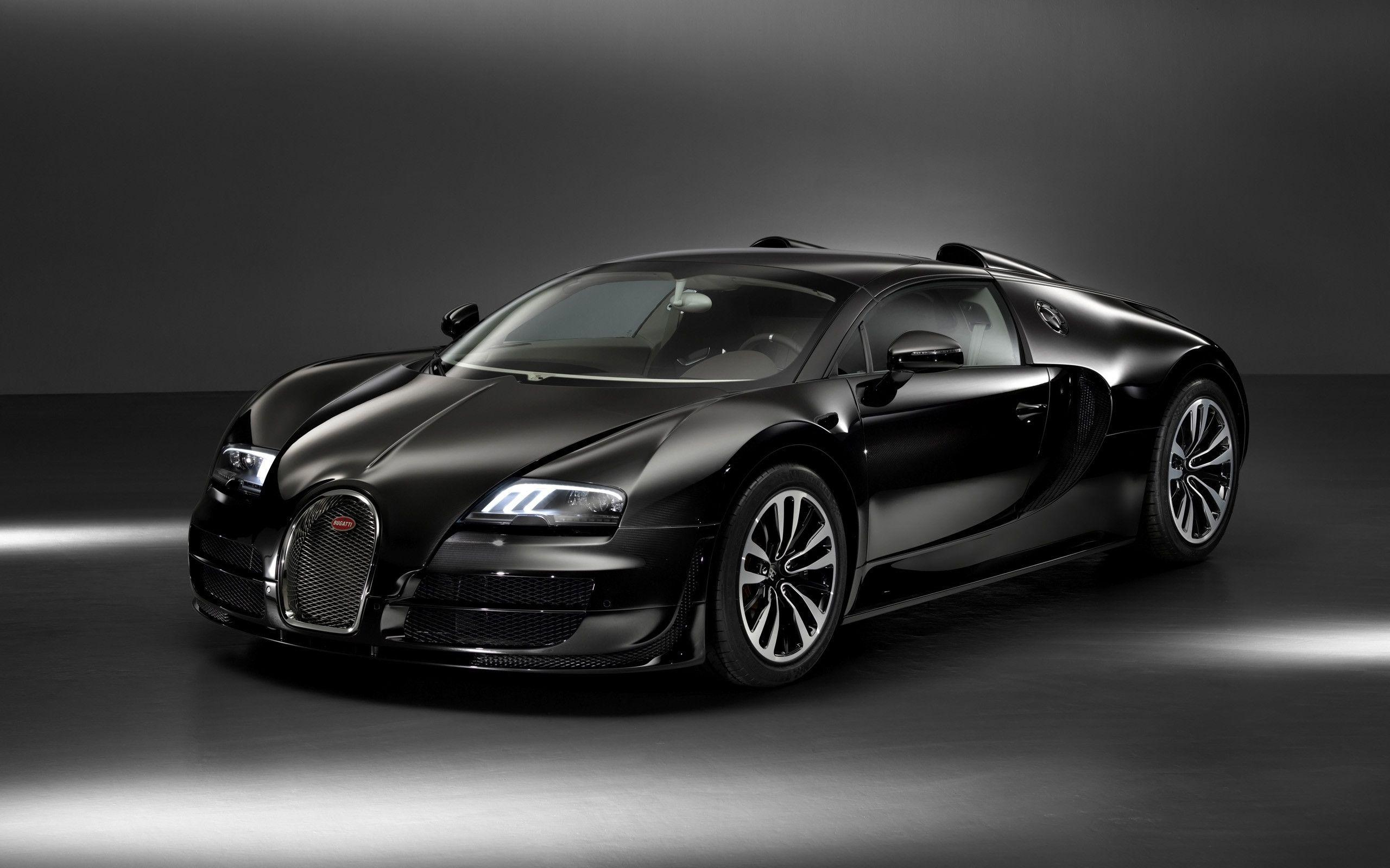 Wallpaper Bugatti Veyron Grand Sport