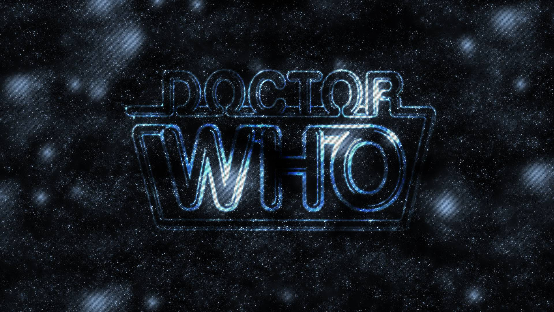 The Doctor In Stars HD Wallpaper