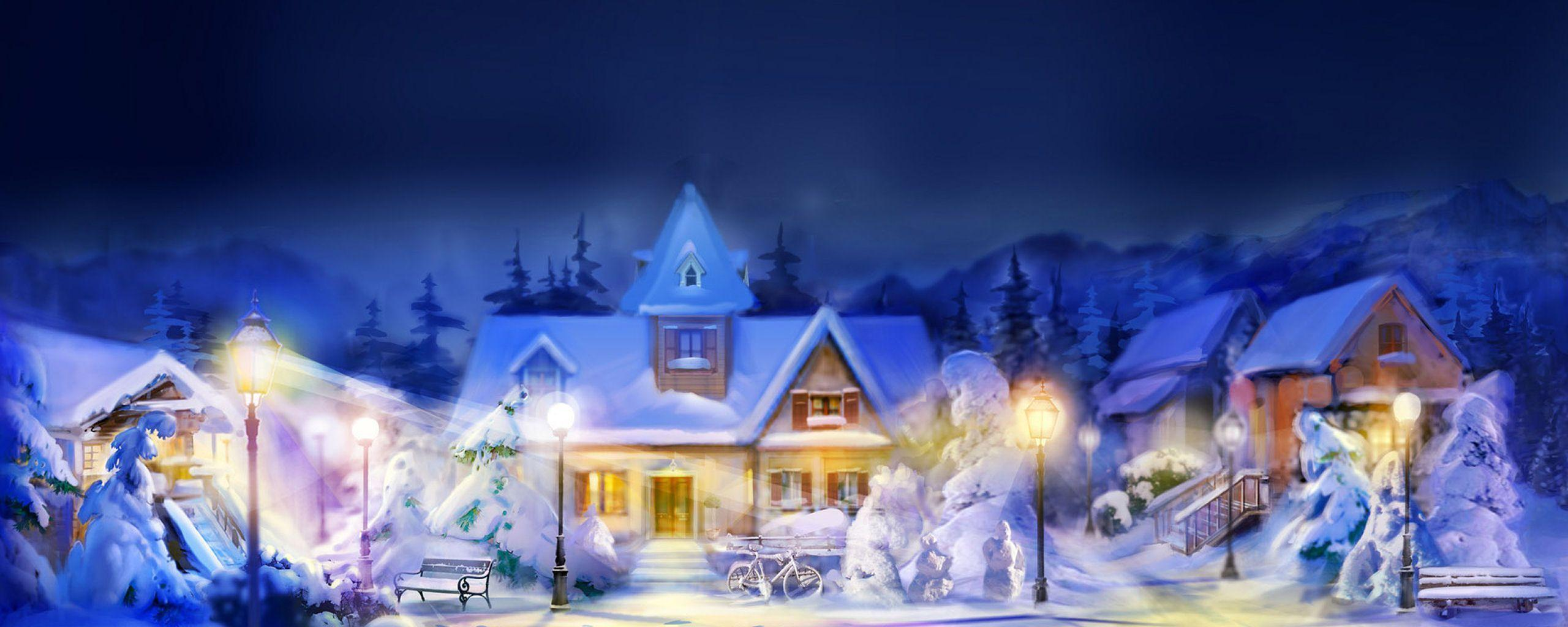 Christmas Screen Backgrounds - Wallpaper Cave