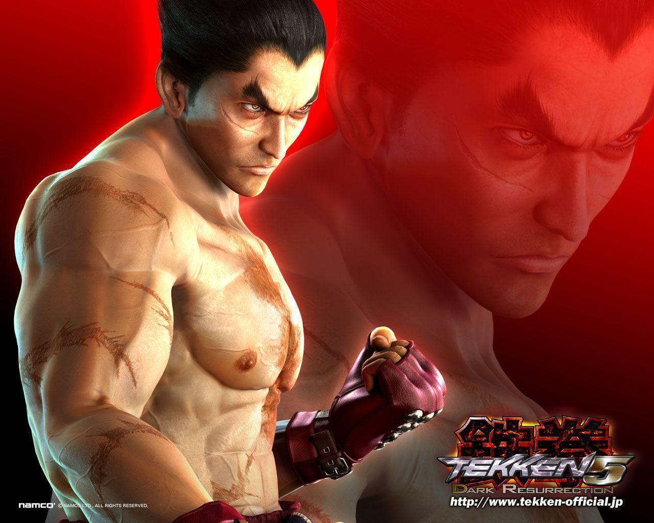 Dark Resurrection Wallpaper - Tekken Wallpaper (243858) - Fanpop
