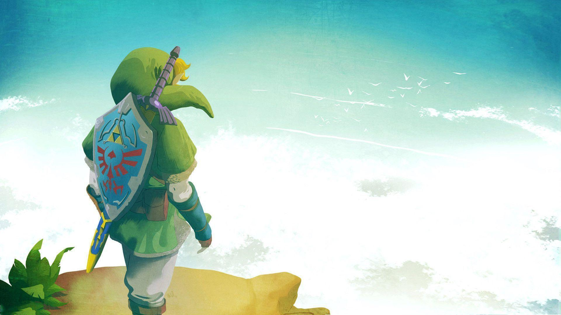 hd zelda wallpapers - photo #39