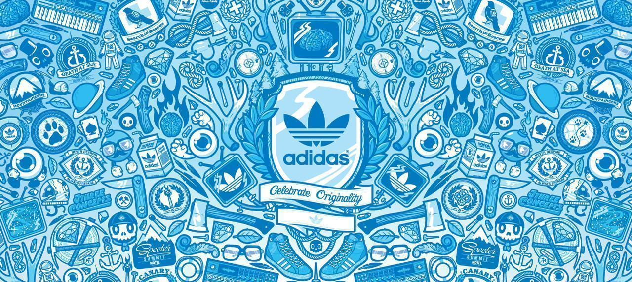e44566174 Adidas Originals Logo Wallpapers - Wallpaper Cave