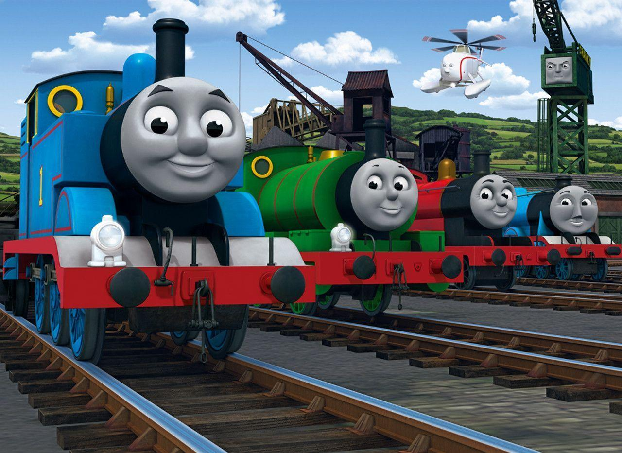 Thomas wallpapers wallpaper cave - Background thomas and friends ...