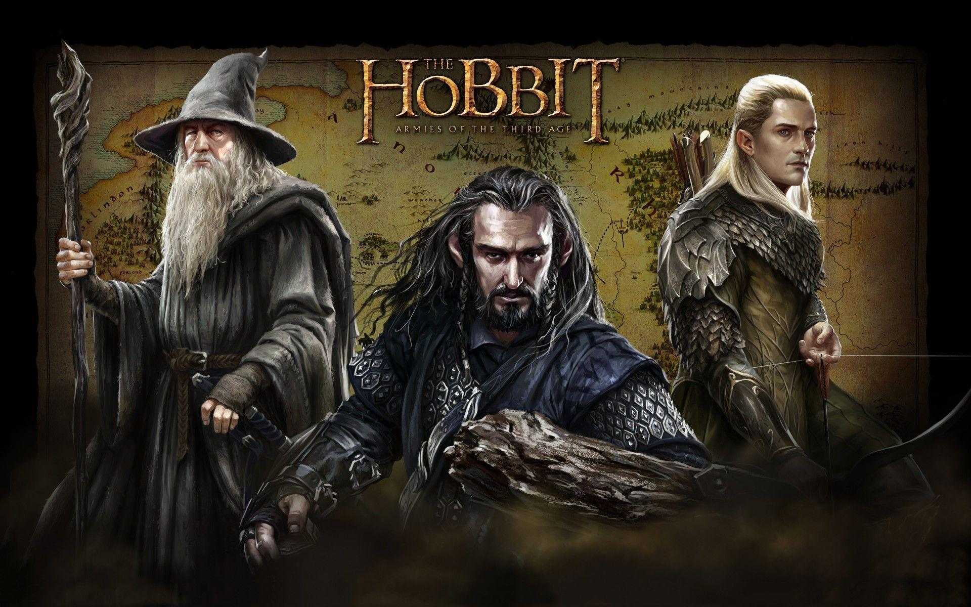 The Hobbit HD Wallpapers