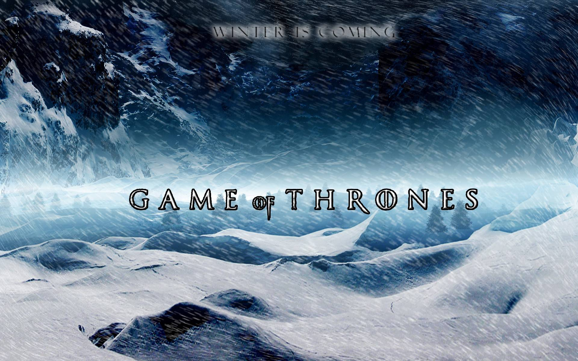 Google themes game of thrones - Winter Is Coming House Stark Game Of Thrones Wallpaper 718617