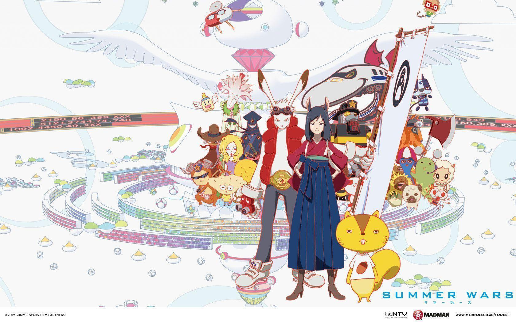 Summer Wars - Movies on Google Play