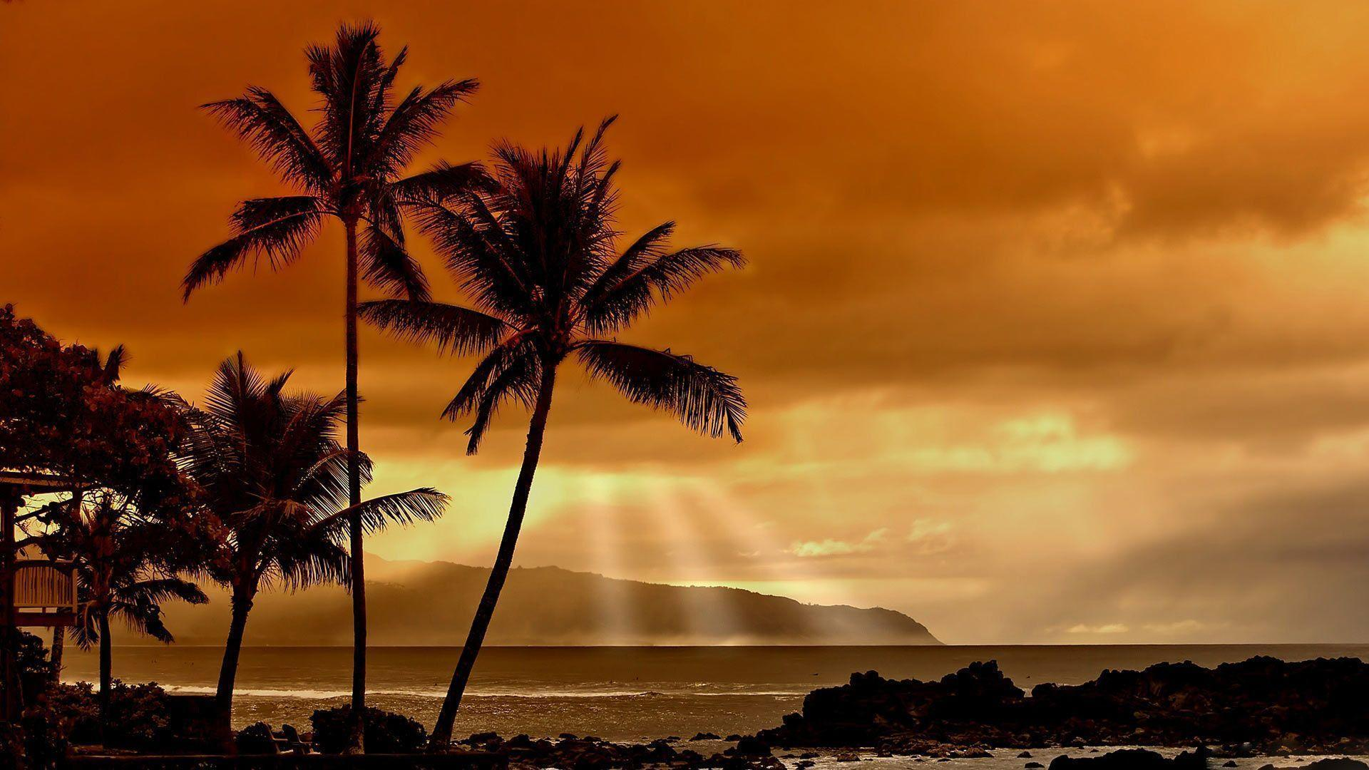 Hawaii Free HD Backgrounds, Download HD Wallpapers