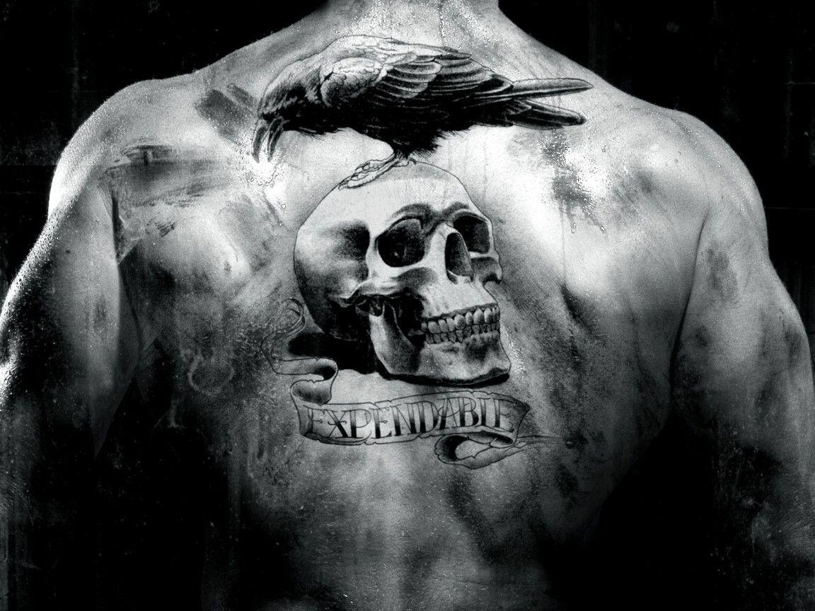 Hd wallpaper tattoo - Black And White Tattoo Body Wallpaper Picture 12127 Wallpaper