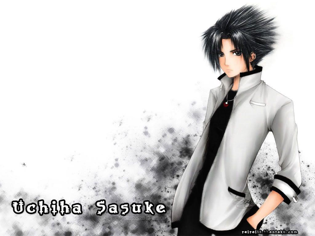 Sasuke Uchiha Naruto HD Wallpaper  HD 4K 5K 6K 8K