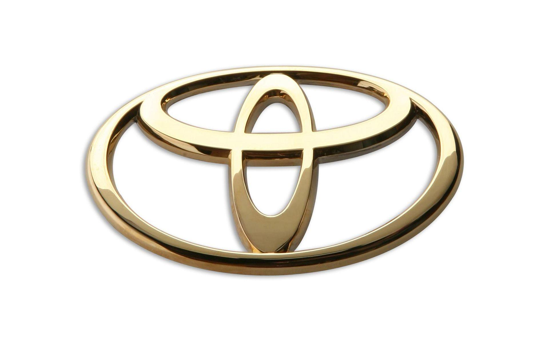 Toyota Logo - Free Car Wallpapers HD