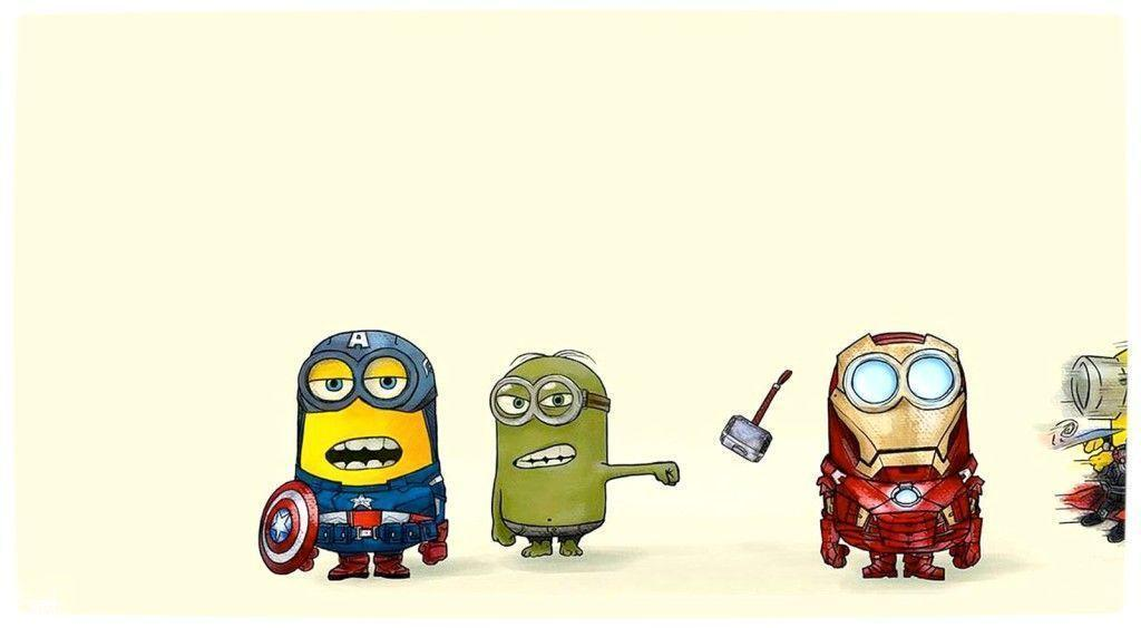 Stunning Minion Hd Wallpapers Superhero 1024x564PX ~ Minions