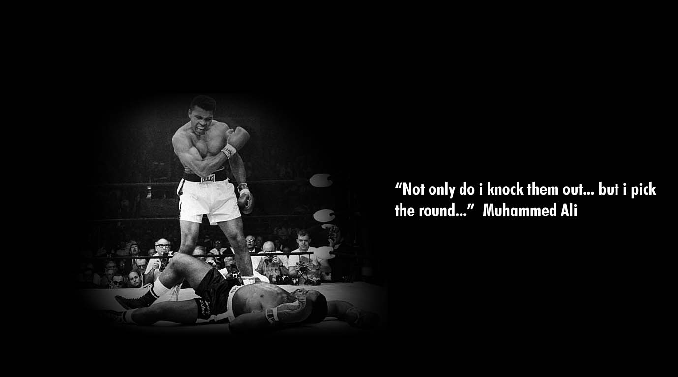 Muhammad Ali Wallpapers Wallpaper Cave