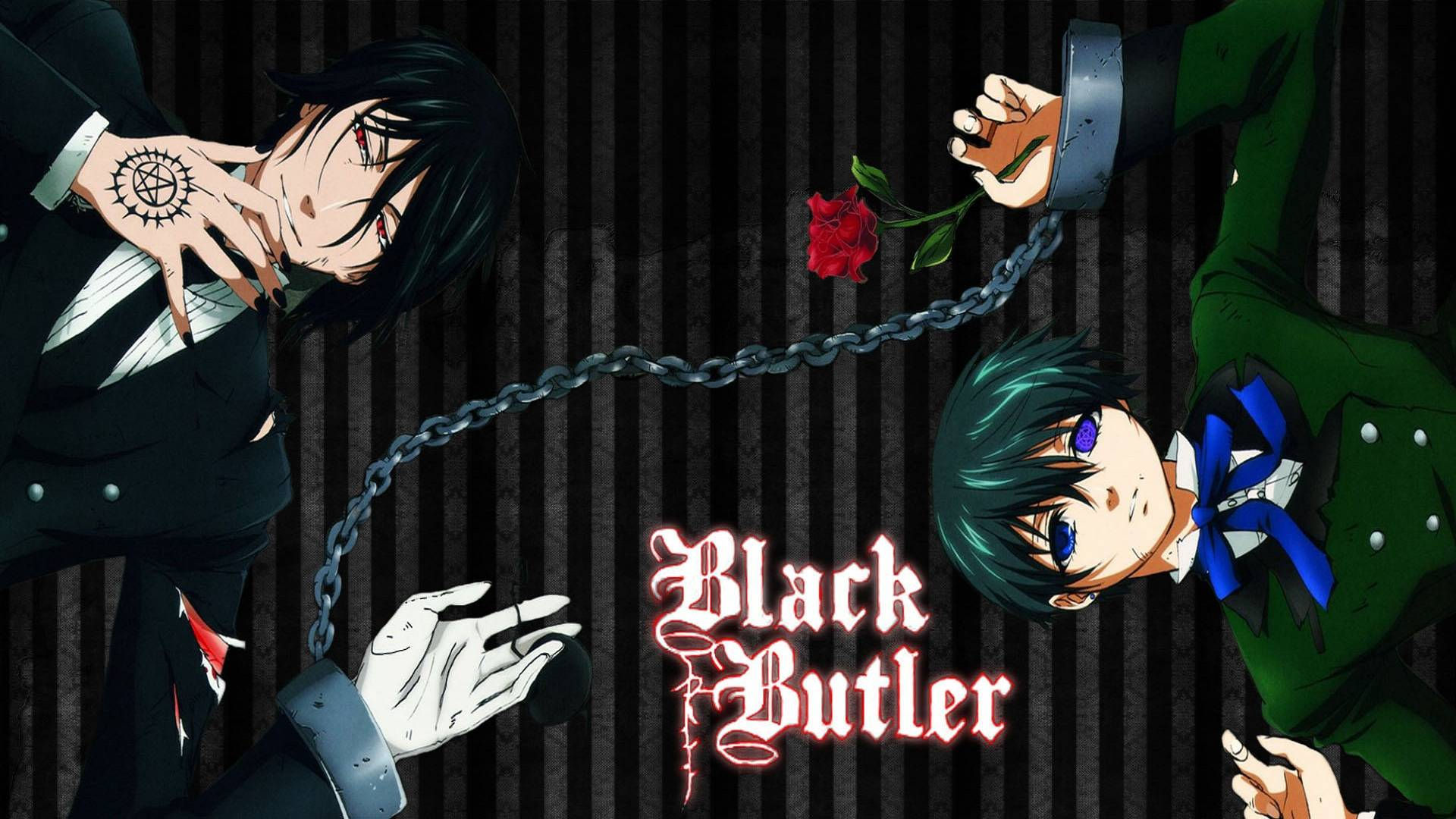 Black Butler HD Desktop Wallpapers