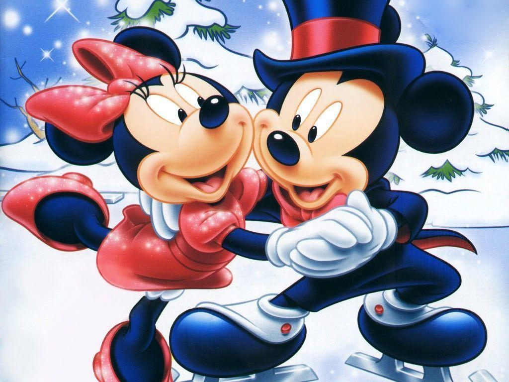 Mickey And Minnie Mouse Wallpapers Wallpaper Cave