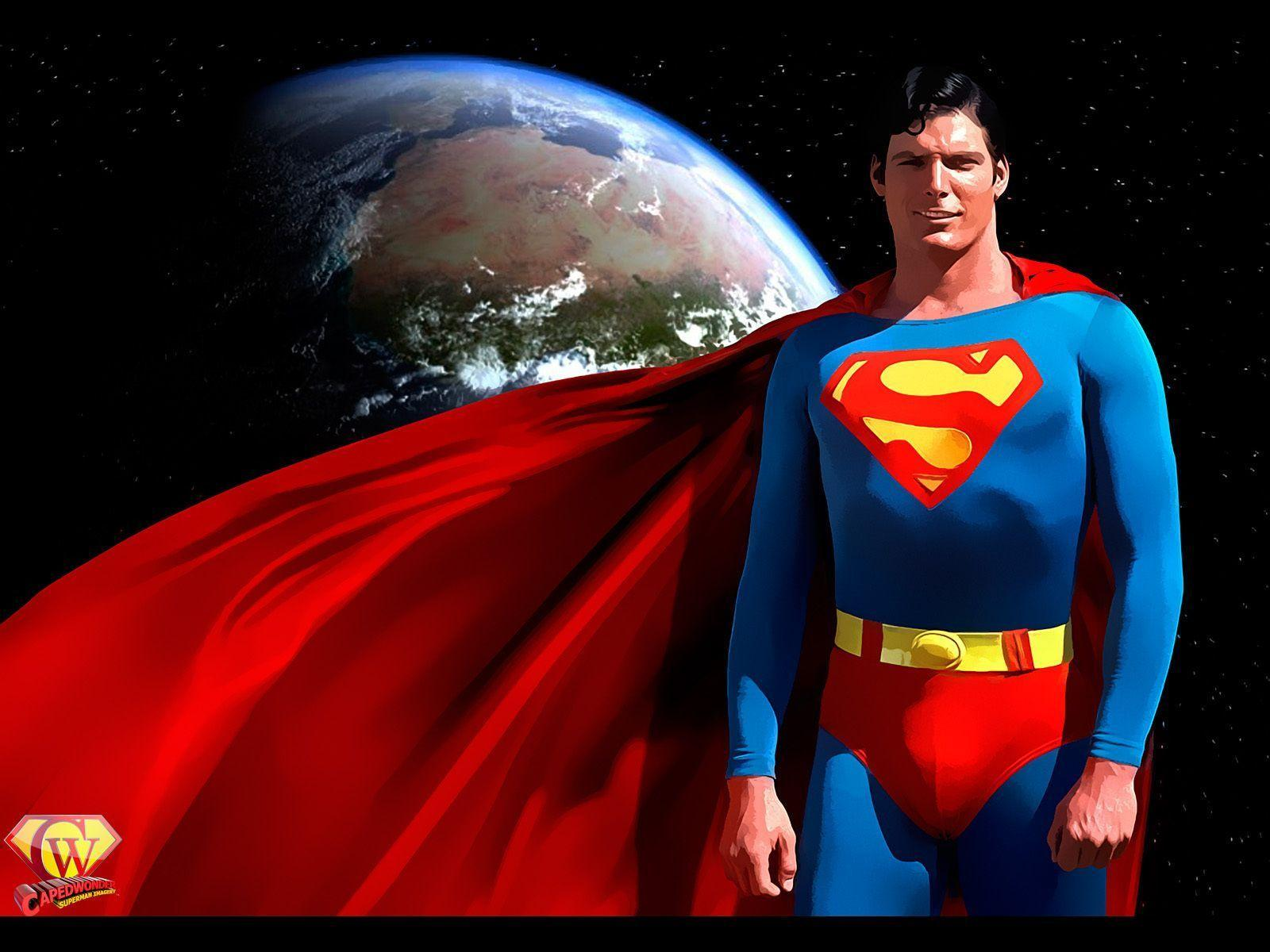 Superman - Superman (The Movie) Wallpaper (20439326) - Fanpop