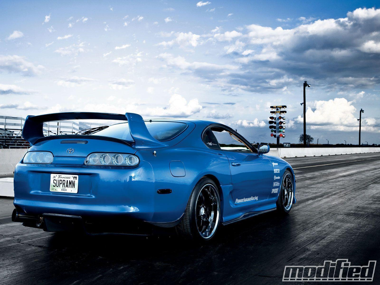 Image For > Toyota Supra Wallpapers