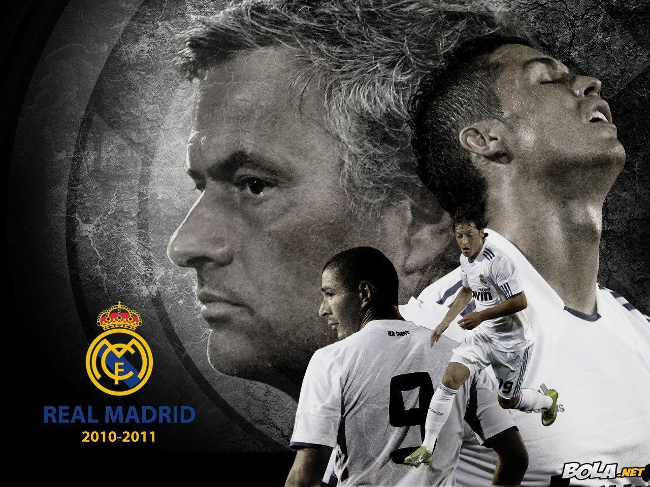 Real Madrid C.F. Wallpaper (24739149) - Fanpop