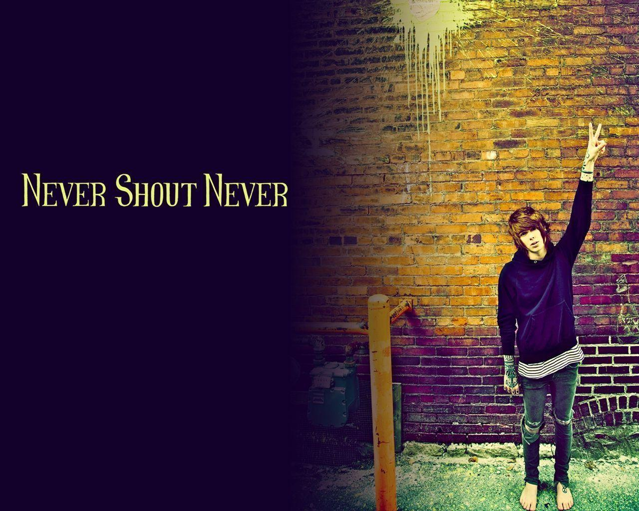 Never Shout Never Wallpapers - Wallpaper Cave
